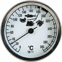 Stalgast Einstech-Thermometer, Temperaturbereich 0 °C bis 300 °C