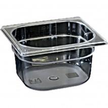 Stalgast Gastronormbehaelter, Polycarbonat, GN 1-6 (100 mm)