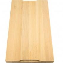 Stalgast Schneidbrett aus Holz, 400 x 300 x 40 mm (BxTxH)