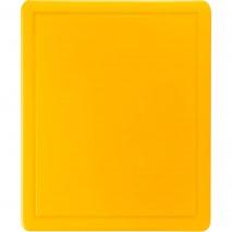 Stalgast Schneidbrett, HACCP, Farbe gelb, 450 x 300 x 13 mm (BxTxH)