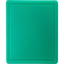 Stalgast Schneidbrett, HACCP, Farbe gruen, GN1-2, Staerke 12 mm