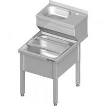 Stalgast Stalgast Handwasch-Ausguss-Kombination Pro 700