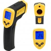 Stalgast Thermometer mit Laserpointer, Temperaturbereich -50 °C bis 380 °C