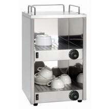 GGG Tassenwärmer - Kapazität ca. 40 Tassen