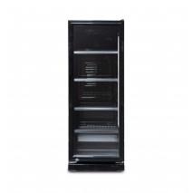 GGG - Getränkekühlschrank - schwarz - 230L - Umluftkühlung