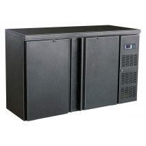 Barkühltisch mit 2 Türen