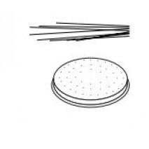 GastroStore Nudelform Caserecce, fuer Nudelmaschine MPF-1,5