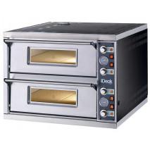 Pizzaofen Moretti Forni IDECK PD 105.65, 12 Pizzen, 30 cm Durchmesser
