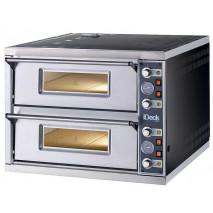 Pizzaofen Moretti Forni IDECK PD 72.72, 8 Pizzen, 35 cm Durchmesser
