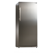 Energiespar-Edelstahlkühlschrank K 310 - 310 Liter - Stille Kühlung