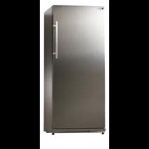 KBS Energiespar-Kühlschrank K 311 CHR, Edelstahl, mit Stiller Kühlung und LED-Beleuchtung, 9190321