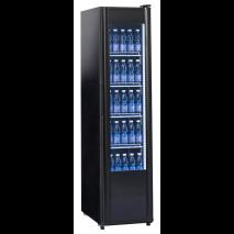 Glastürkühlschrank 326 G Slim - 311 Liter - Umluftkühlung