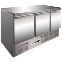Kühltisch KTM300 - 3 Türen  - GN 1/1