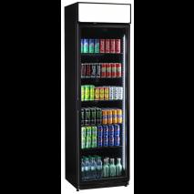 Kühlschrank mit Glastür CD290