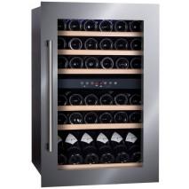 KBS Weinkühlschrank, einbaufähig Vino 142, Edelstahl, mit Umluftkühlung und LED-Beleuchtung, 529142