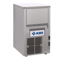 KBS - Eiswürfelbereiter Solid 119 L - Hohlkegel