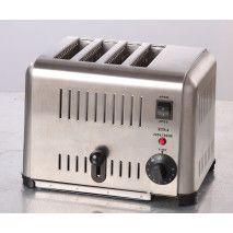 Toaster für 4 Toastscheiben PRO