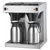 GGG Filter-Kaffeemaschine - 2x 2 Liter