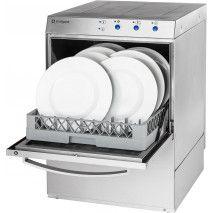 Geschirrspülmaschine inkl Reinigungs- und Klarspüldosierer 400V