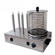 GGG Hot Dog Maschine, elektro, 530x340x390mm