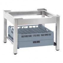 Untergestell. für Geschirrspülmaschinen