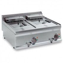 Elektro - Fritteuse 2x 8Liter Serie Compakt 700
