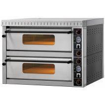 GAM Pizzaofen MD44 – 4+4 Pizzen 34cm