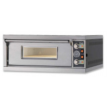 Pizzaofen Moretti Forni IDECK PM 60.60 für 4 Pizzen á 30cm
