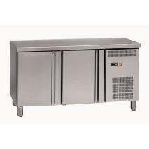 Tiefkühltisch mit 2 Türen oA