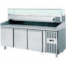 Pizzakühltisch 2000 inkl. Kühlaufsatz 2000