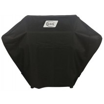 Regenschutzhülle für BBQ-Grill Gas - Edelstahl - 3x Brenner 3,5kW