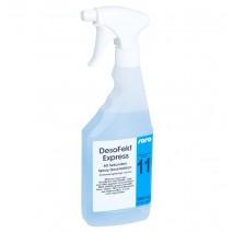 Saro DesoFekt Express 60 Sekunden Spray-Desinf. 0,5 L