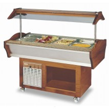 Gastro Buffet HOT - 4x GN 1/1