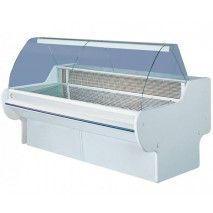 Kühltheke für Lebensmittel Space