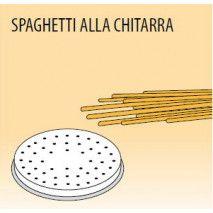Nudelform Spaghetti alla chiatarra