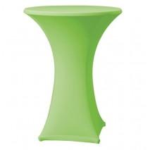 Stehtischhusse Samba apfelgrün