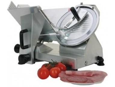 Aufschnittmaschine 25 cm Messer Schrägschneider