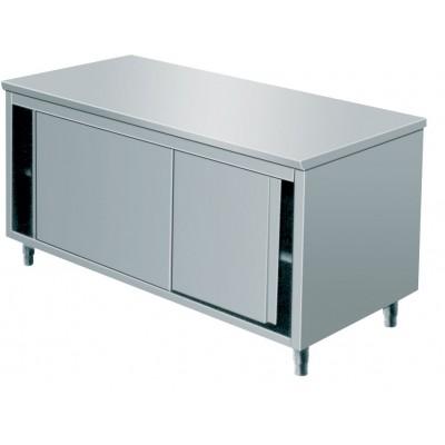 GGG Edelstahl Arbeitsschrank 100x60 ECO, SR8110