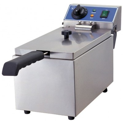 Elektro-Fritteuse 6 Liter, ECO
