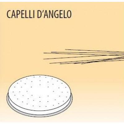 Nudelform Capelle D'Angelo, für Nudelmaschine MPF/2,5 und MPF/4
