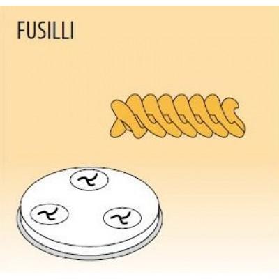 Nudelform Fusilli,  für Nudelmaschine MPF/1,5