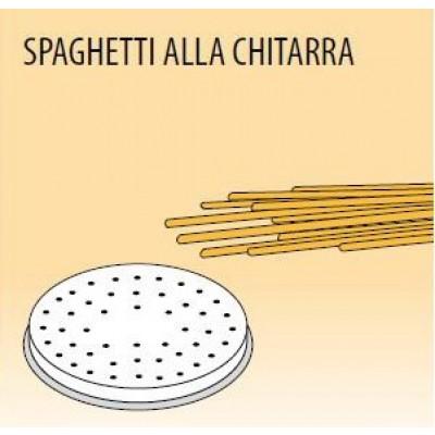 Nudelform Spaghetti alla chiatarra, für Nudelmaschine MPF/2,5 und MPF/4