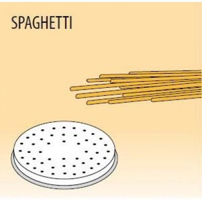 Nudelform Spaghetti, für Nudelmaschine MPF/2,5 und MPF/4
