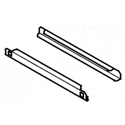 Auflageschienenpaar  für Kühltisch-Roste
