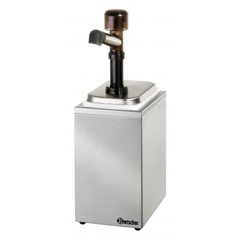 Bartscher Pumpstation mit 1 Pumpe 3,3 Liter