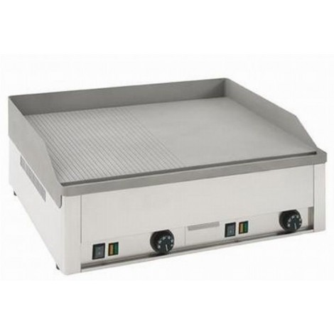 GGG Elektro - Grillplatte glatt / gerillt, FTHR-60E