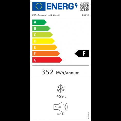 KBS Tiefkühltruhe 56 - 475 Liter Brutto