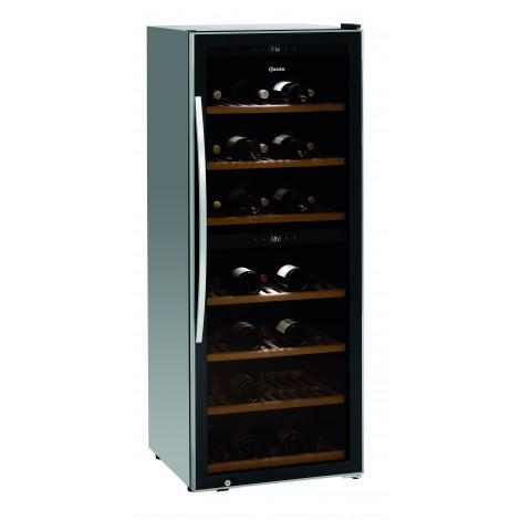 Bartscher 2Z 126FL Weinkühlschrank mit zwei Temperaturzonen