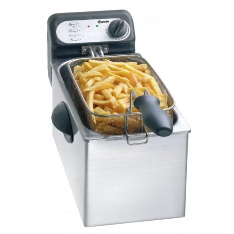 Bartscher Elektro-Fritteuse 3 Liter, ECO