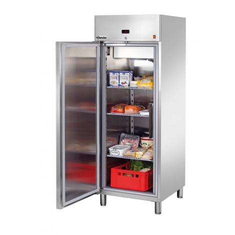 Bartscher Kühlschrank 700 Liter - Edelstahl & Umluft